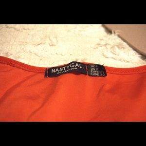 Nasty Gal Tops - 🖤 Nasty Gal bodysuit.